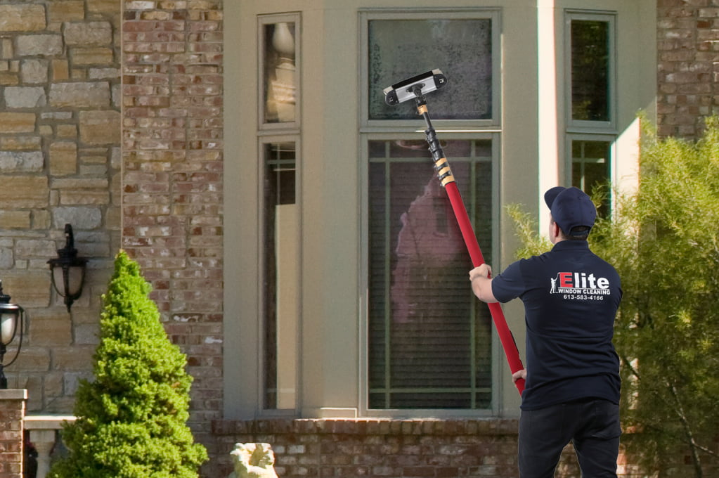 Residential Services Elite Window Cleaning